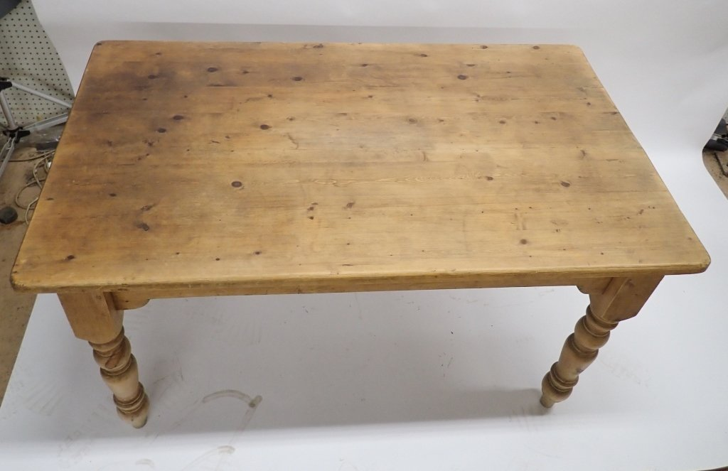 Pine Country Plank Table - 2