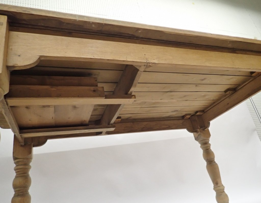 Pine Country Plank Table - 6