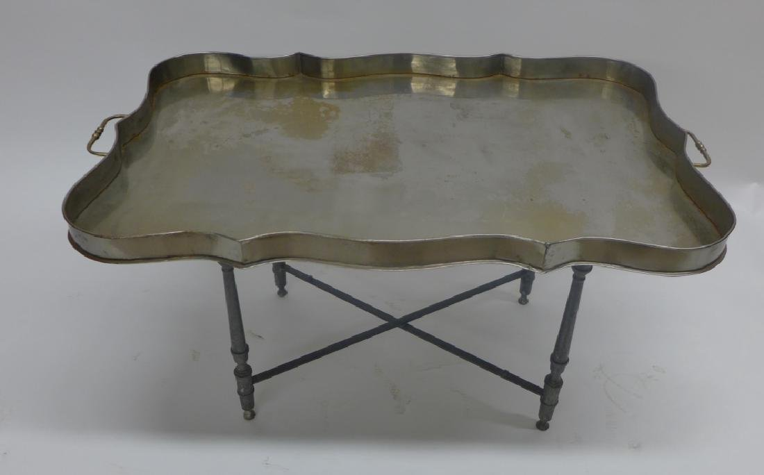 Vintage Tole Butlers Tray