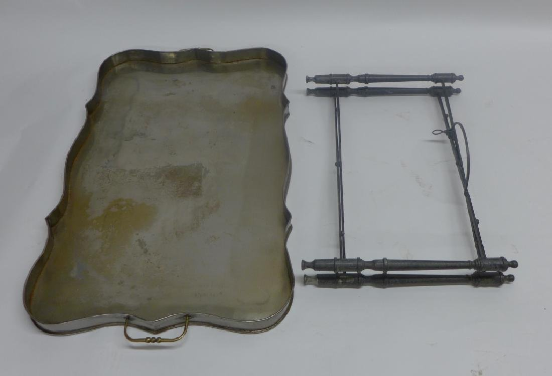 Vintage Tole Butlers Tray - 2