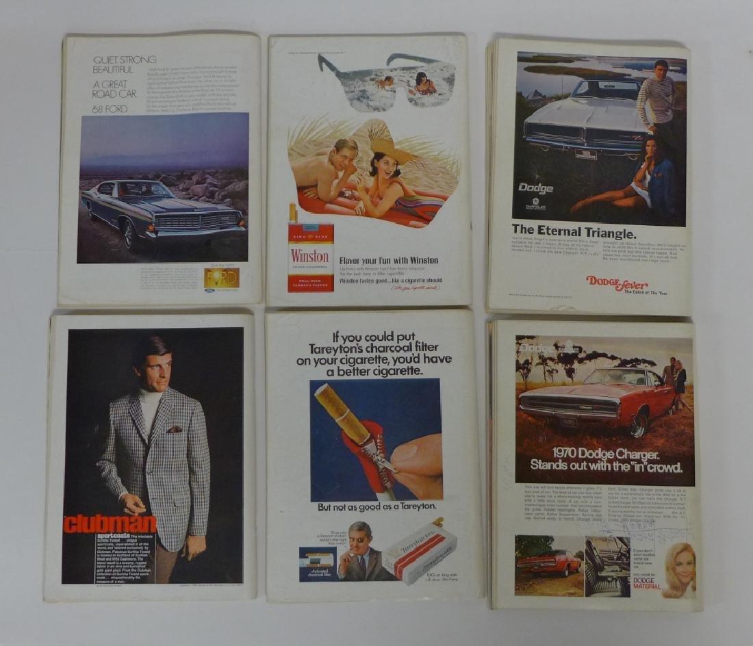 Vintage Playboy Magazine Assortment - 4