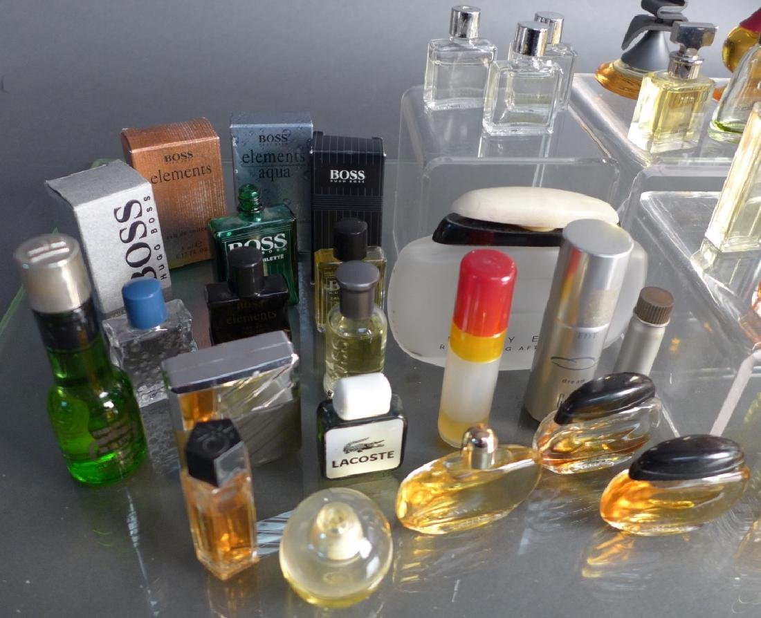 Assorted Designer Perfume Miniature Bottles - 2