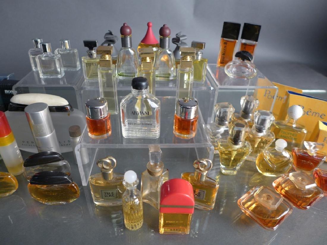 Assorted Designer Perfume Miniature Bottles - 3