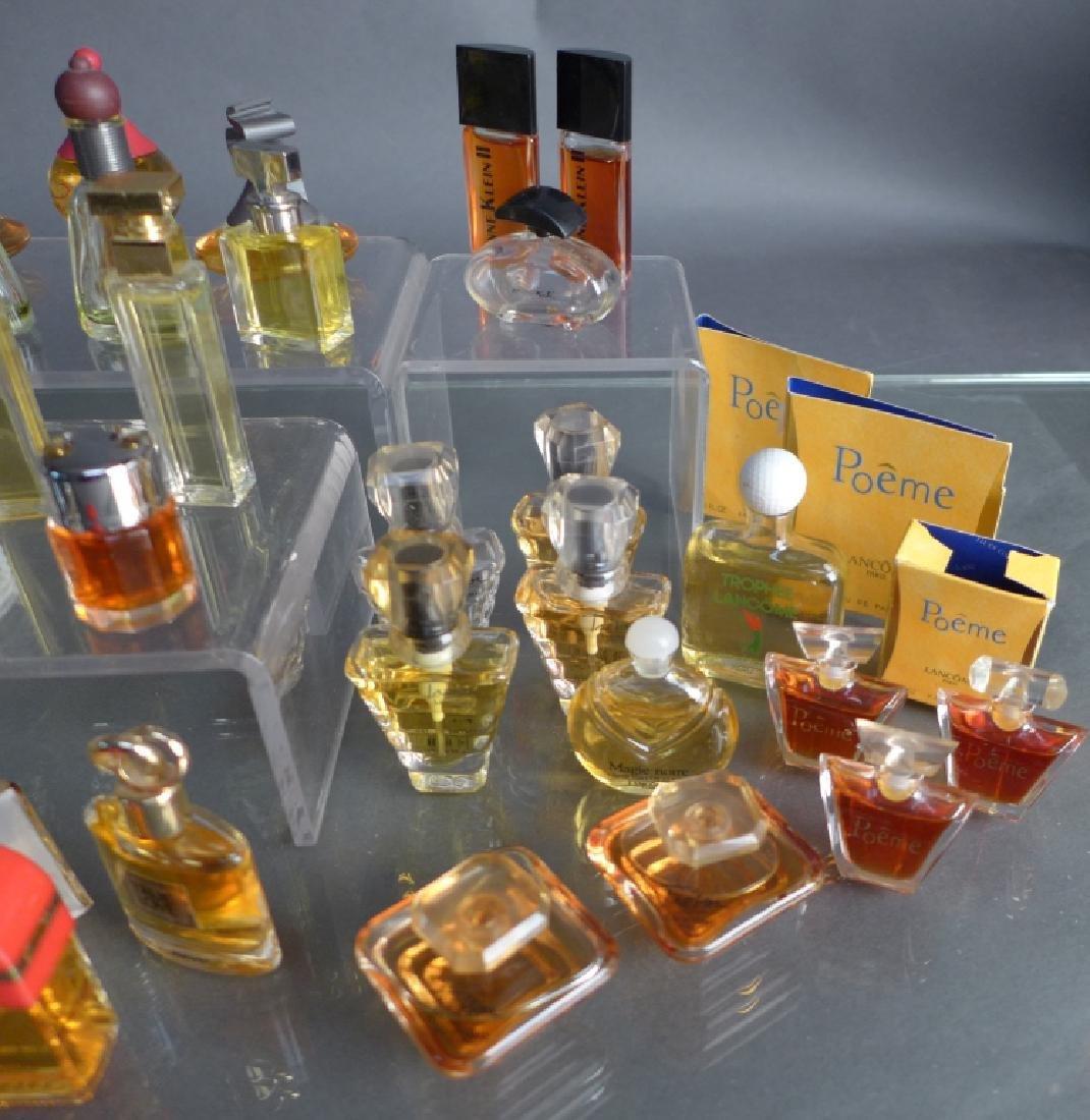Assorted Designer Perfume Miniature Bottles - 4