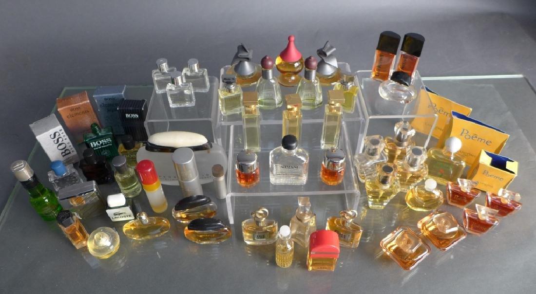 Assorted Designer Perfume Miniature Bottles - 5