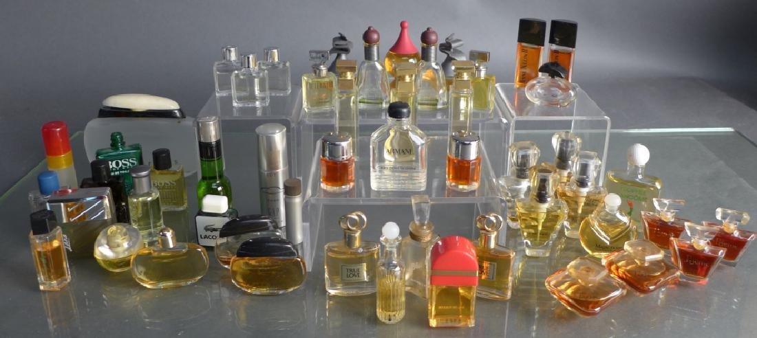 Assorted Designer Perfume Miniature Bottles - 6