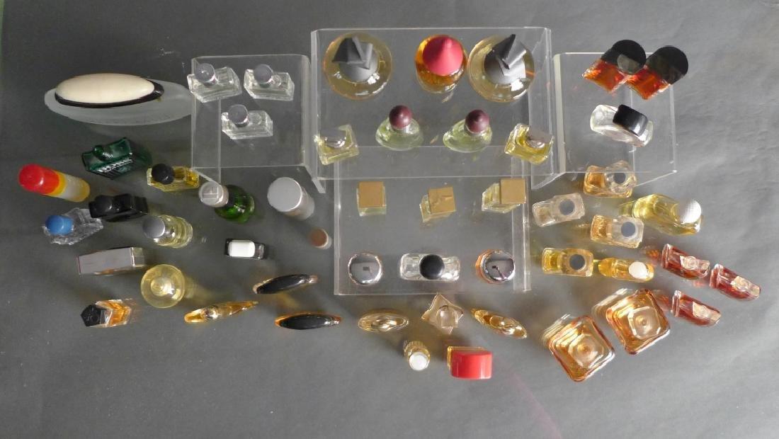 Assorted Designer Perfume Miniature Bottles - 7