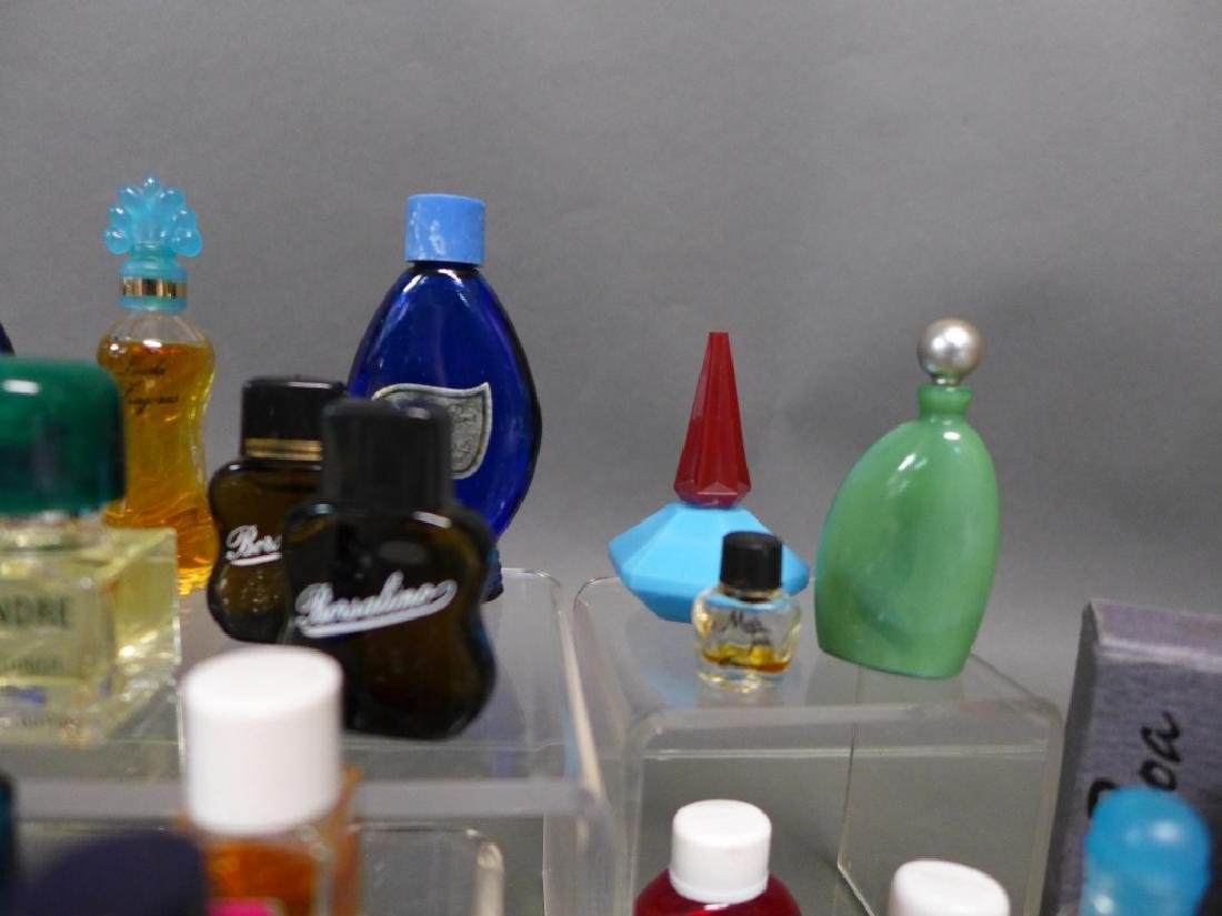 Assorted Miniature Perfume & Cologne Bottles - 5