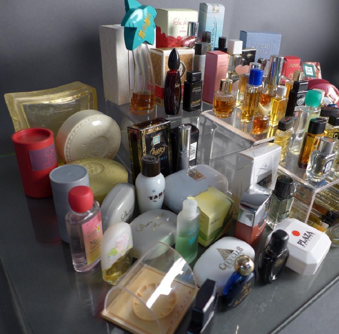 Assortment of Miniature Perfume Bottles - 2