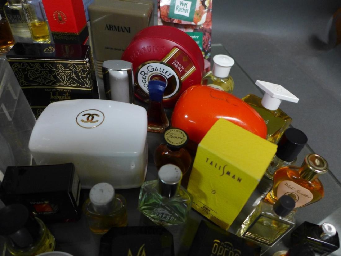 Assortment of Miniature Perfume Bottles - 8