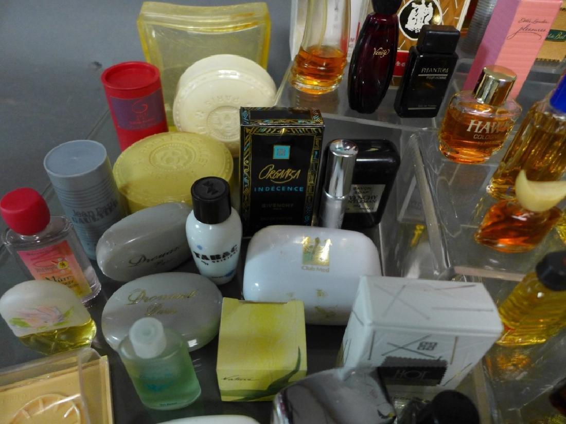 Assortment of Miniature Perfume Bottles - 9