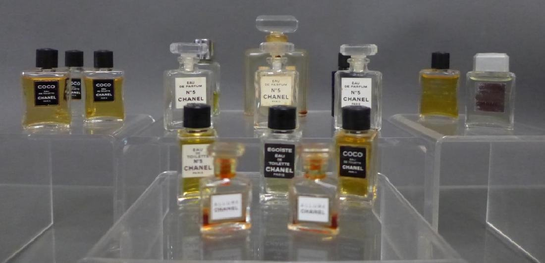 Chanel Miniature Perfume Bottle Collection - 4