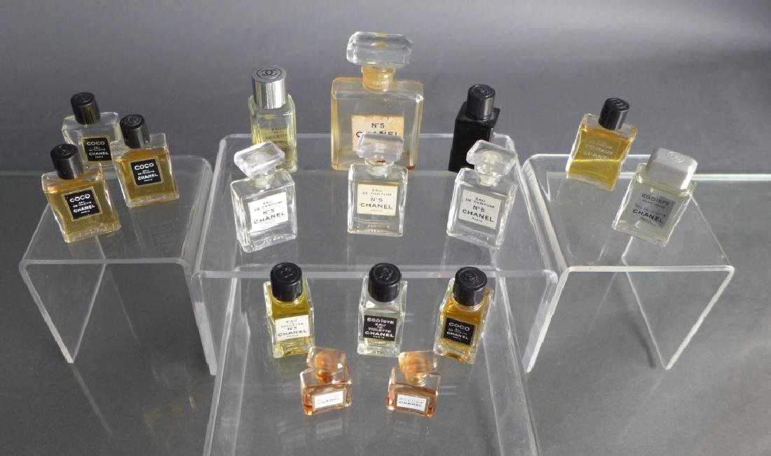 Chanel Miniature Perfume Bottle Collection - 6