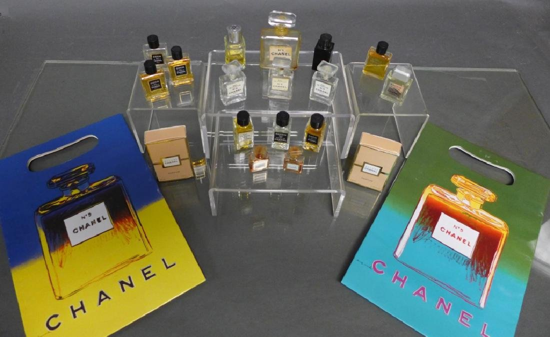 Chanel Miniature Perfume Bottle Collection - 7