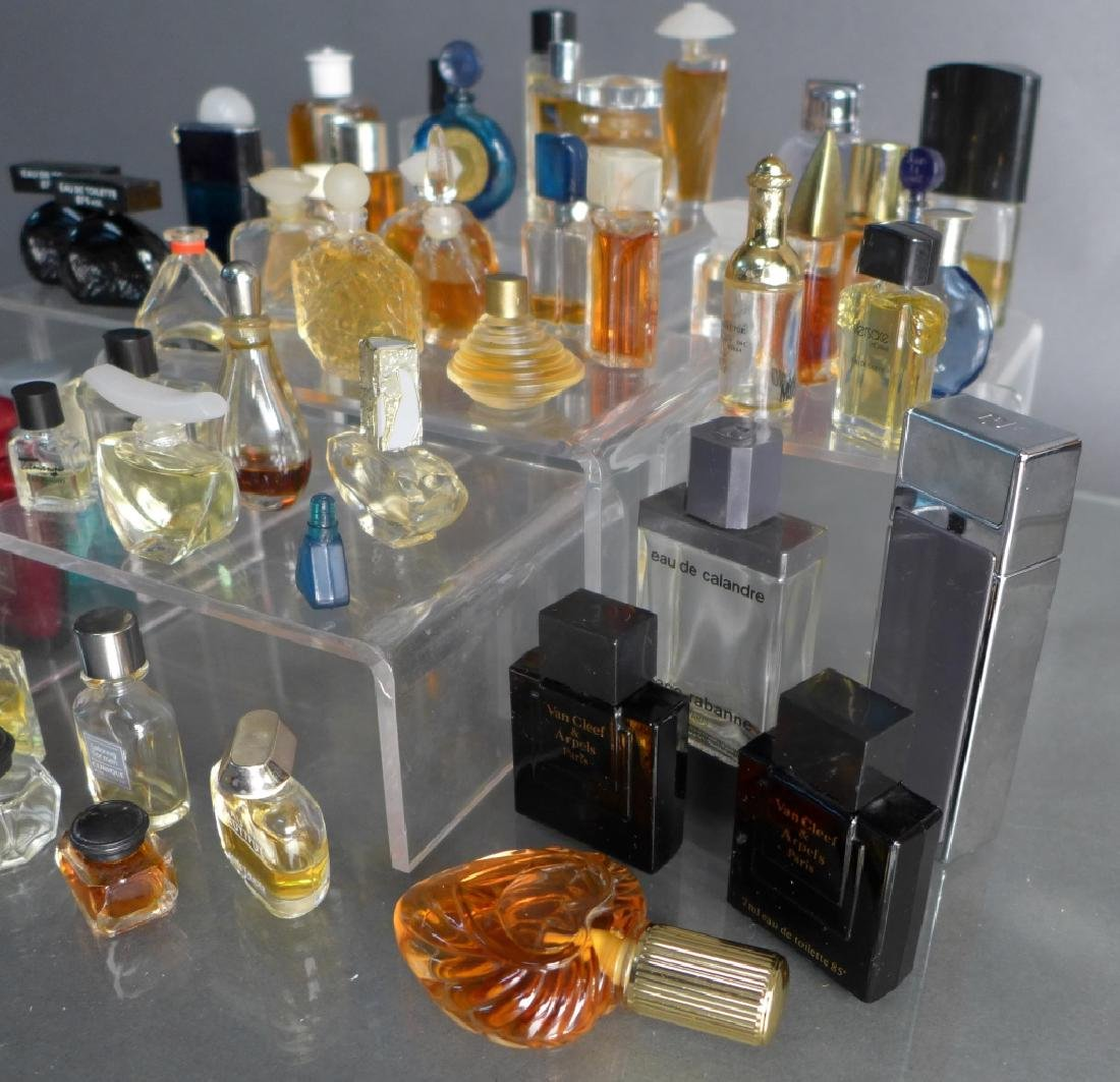 Collection of Miniature Perfume & Cologne Bottles - 4