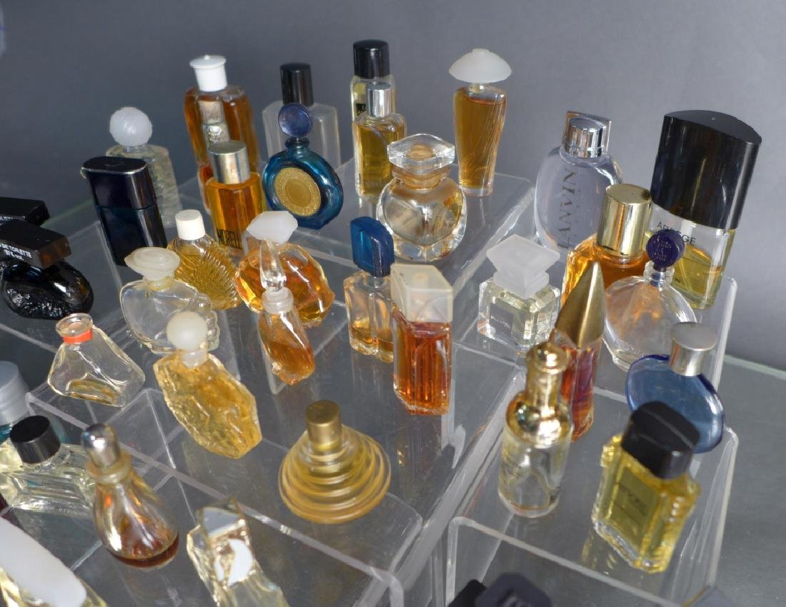 Collection of Miniature Perfume & Cologne Bottles - 5