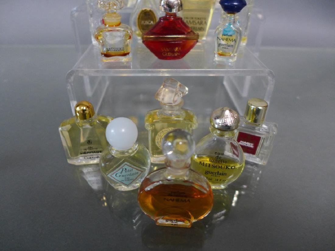 Guerlain Miniature Perfume Bottle Collection - 6