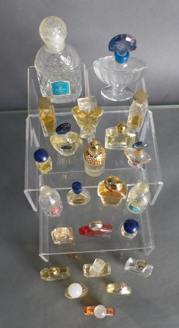 Guerlain Miniature Perfume Bottle Collection - 8