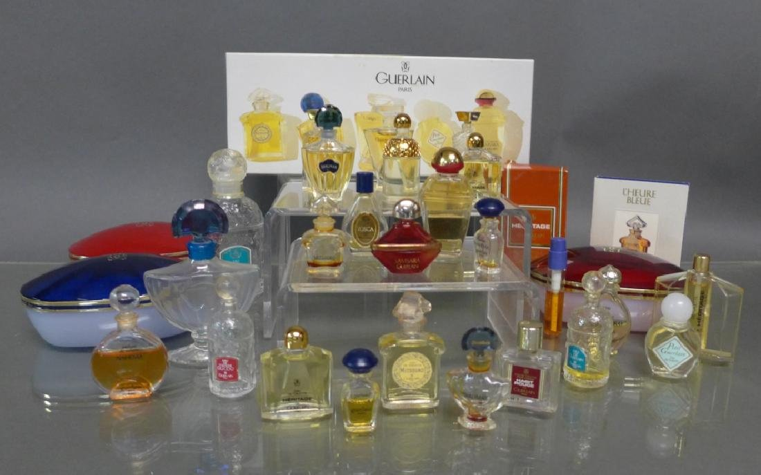 Guerlain Miniature Perfume Bottle Collection - 9