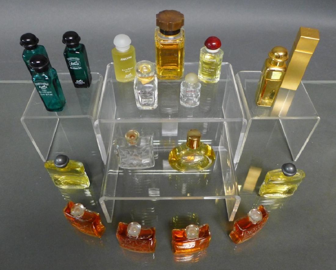 Hermes Miniature Perfume & Cologne Bottles - 3