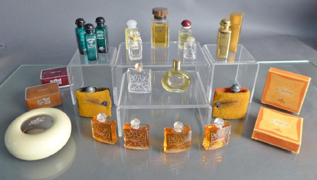 Hermes Miniature Perfume & Cologne Bottles - 4