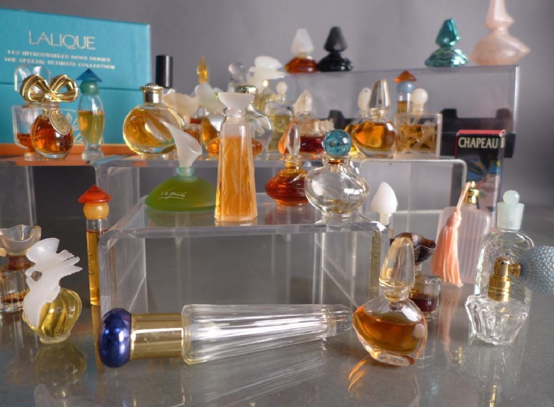 Miniature Perfume Bottles - Lalique, Dali & More - 10