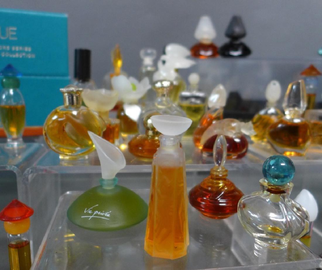 Miniature Perfume Bottles - Lalique, Dali & More - 8