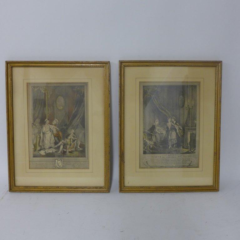 Set of Antique Prints