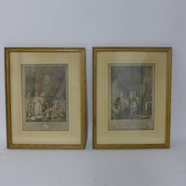 Set of Antique Prints