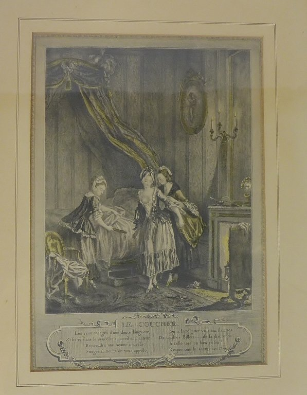 Set of Antique Prints - 2