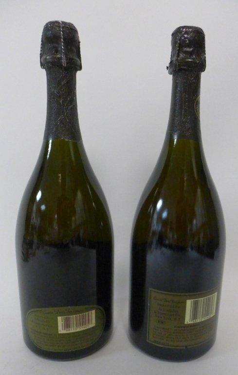 1985 & 1990 Moet et Chandon Dom Perignon Champagne - 4