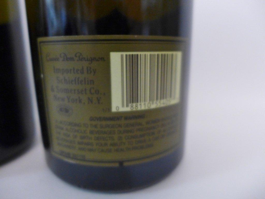 1985 & 1990 Moet et Chandon Dom Perignon Champagne - 6