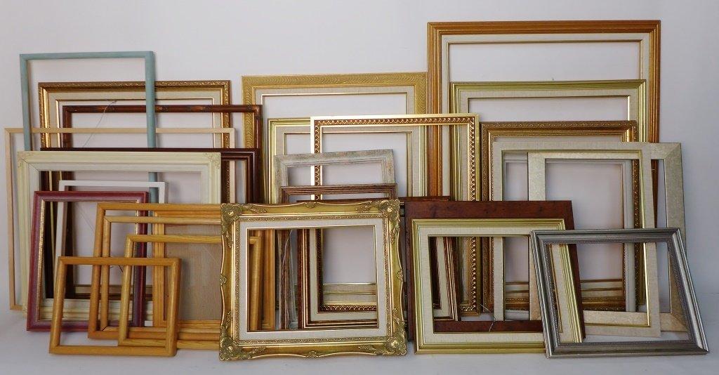 Assorted Frame Lot