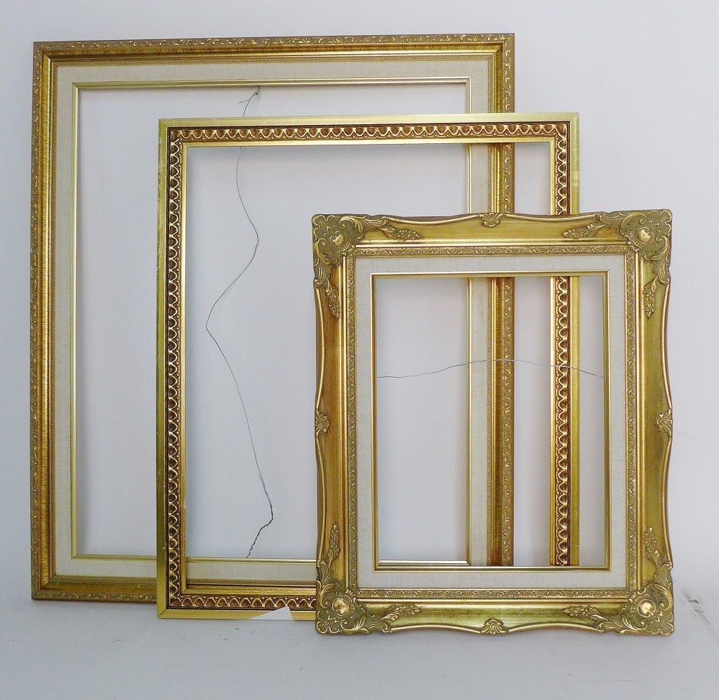 Assorted Frame Lot - 2