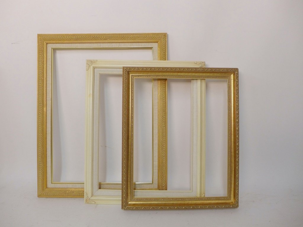 Assorted Frame Lot - 3