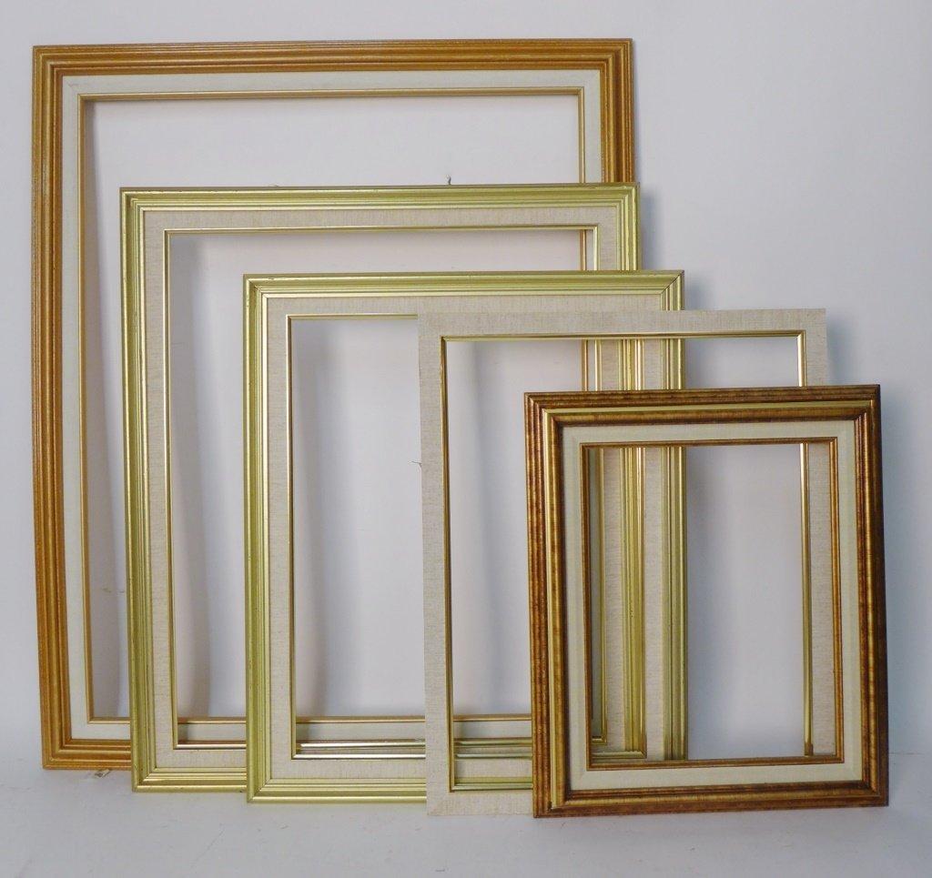 Assorted Frame Lot - 5
