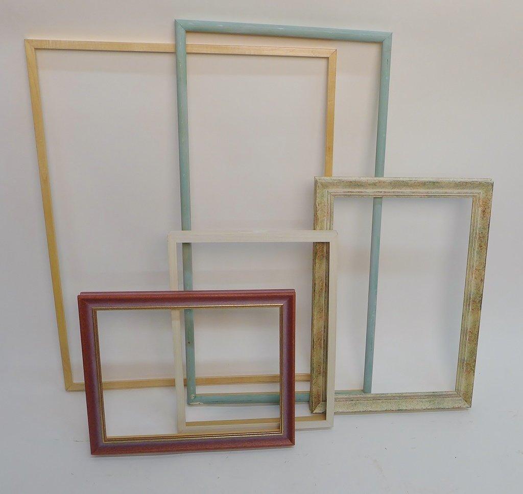Assorted Frame Lot - 7