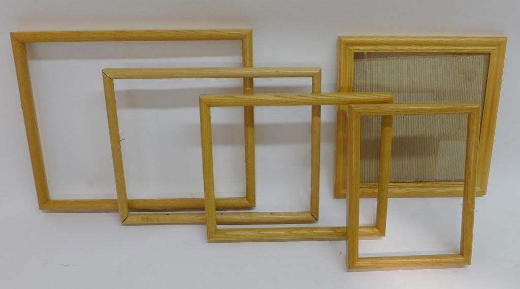 Assorted Frame Lot - 9