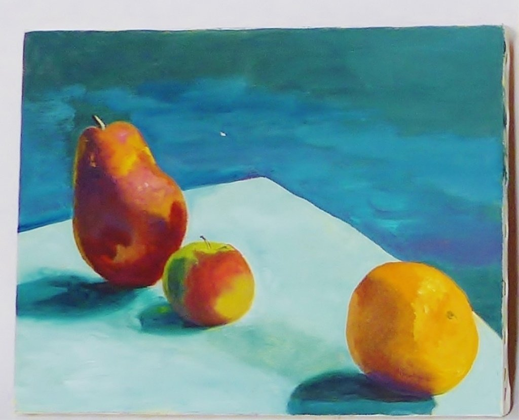 Still Life Paintings, Artist Signed - 4