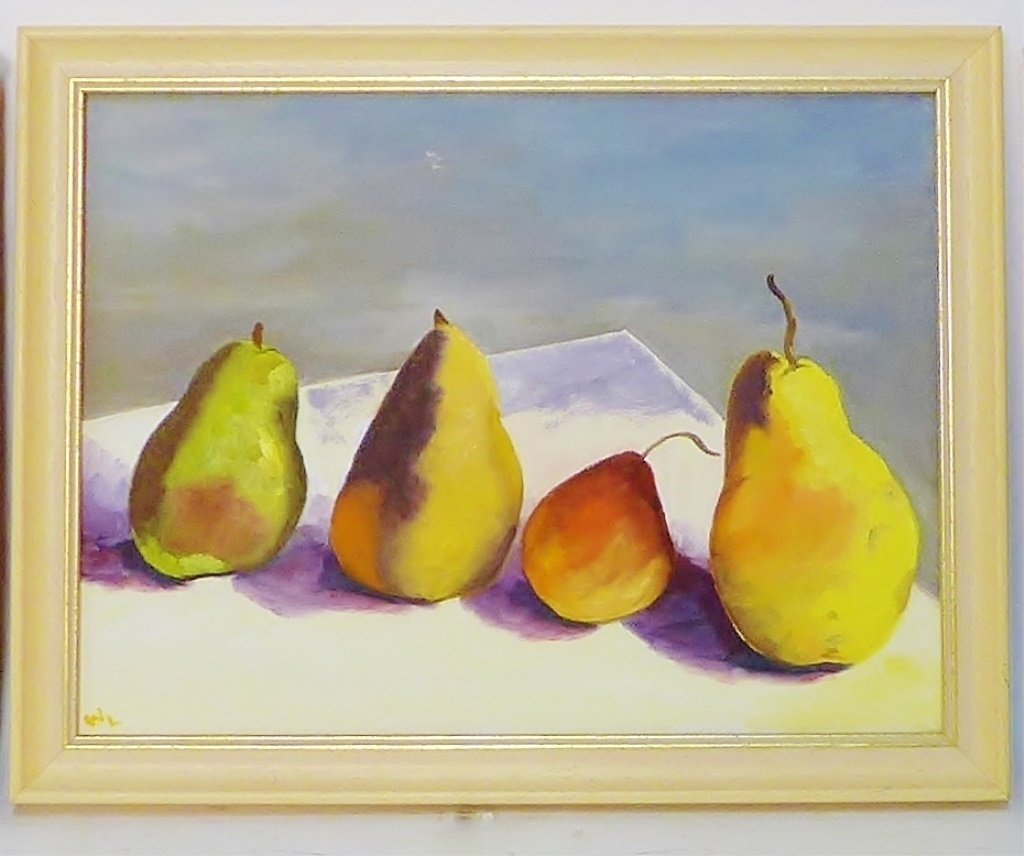 Still Life Paintings, Artist Signed - 5