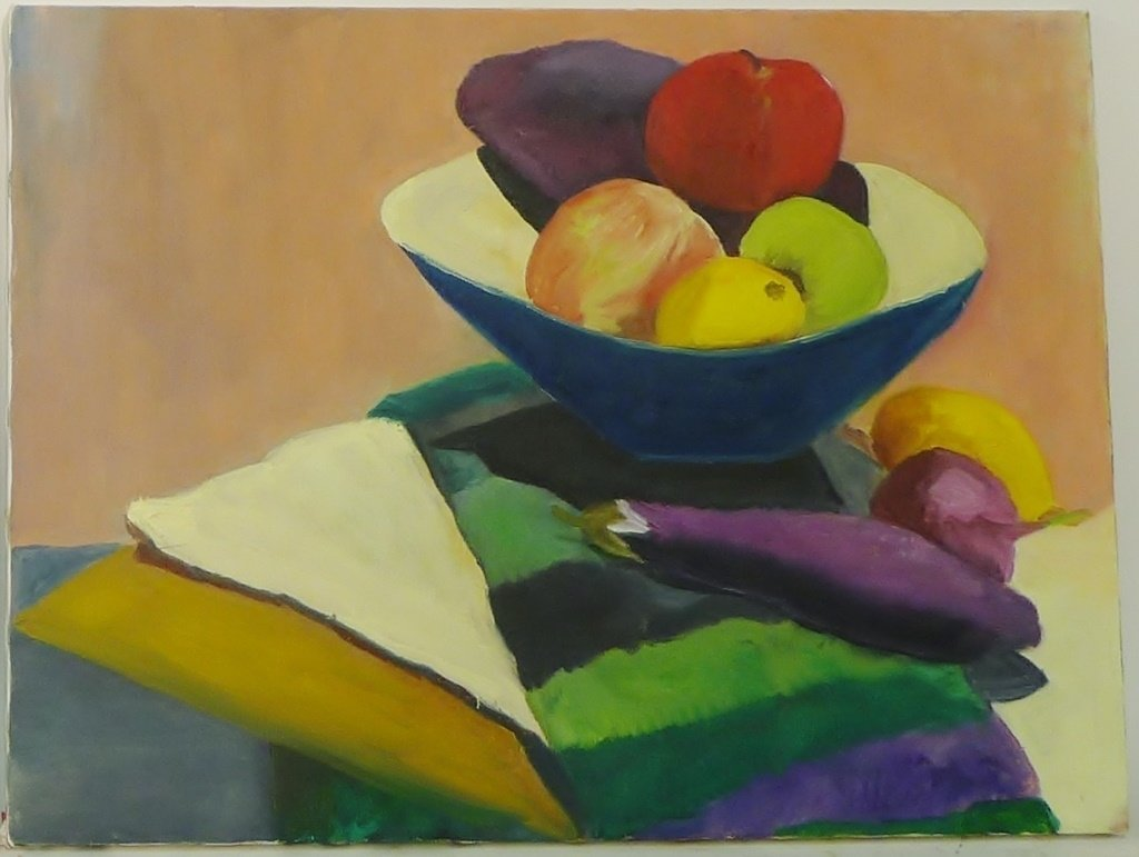 Still Life Paintings, Artist Signed - 8