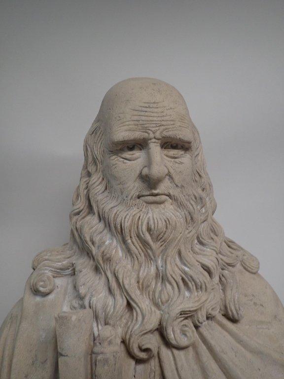 Leonardo Da Vinci Bust - 10