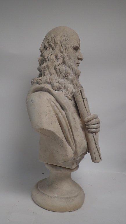 Leonardo Da Vinci Bust - 7