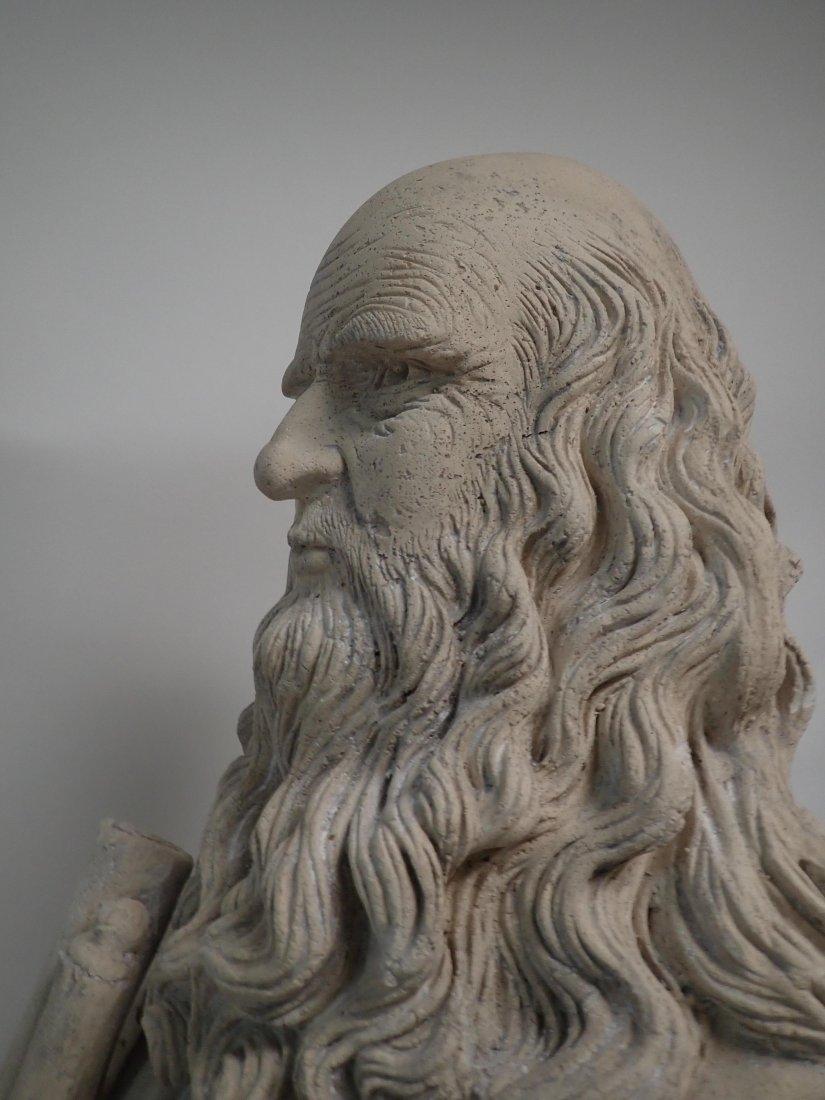 Leonardo Da Vinci Bust - 8