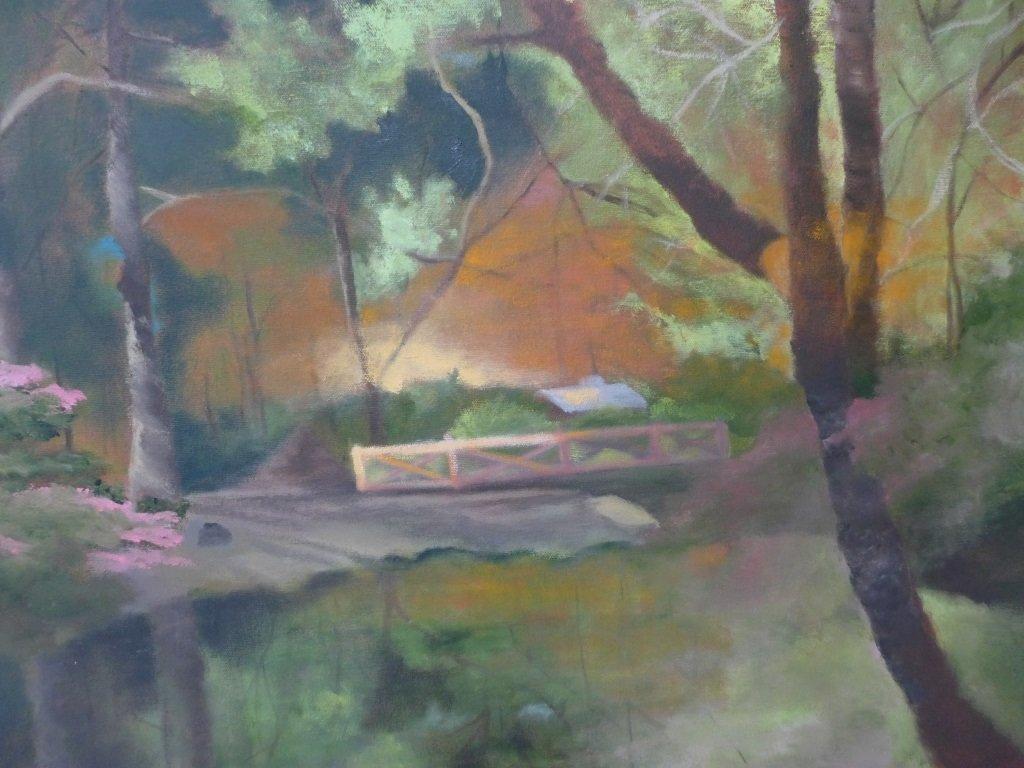 Assortment of Beach Scene Paintings, Artist Signed - 10