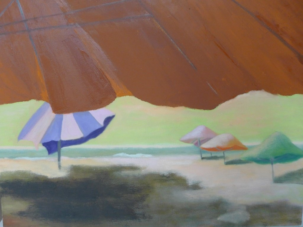 Beach Painting Collection, Artist Signed - 10