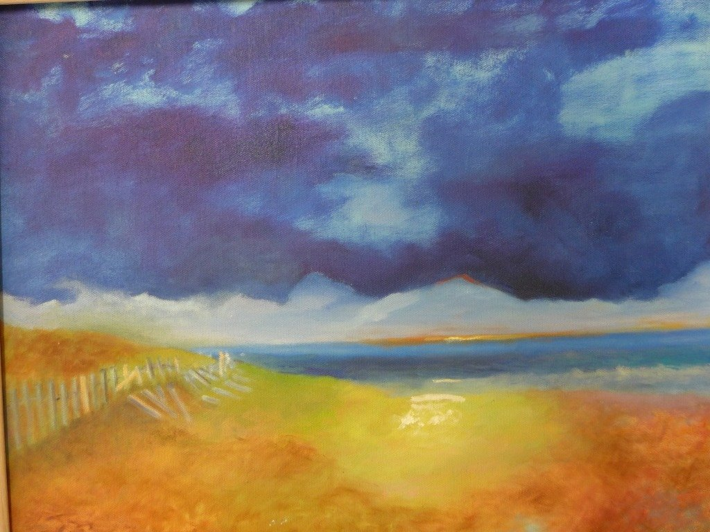 Beach Painting Collection, Artist Signed - 4