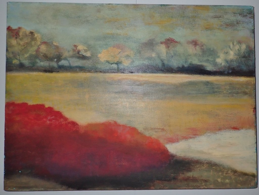 Artist Signed Collection of Unframed Paintings - 7