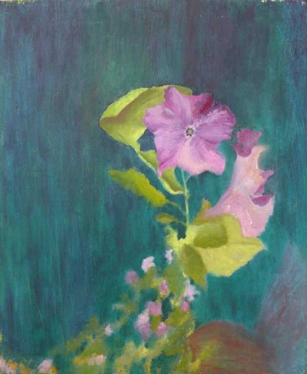 Selection of Flower Paintings, Artist Signed - 4