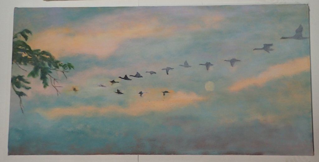 Assortment of Paintings, Artist Signed - 9